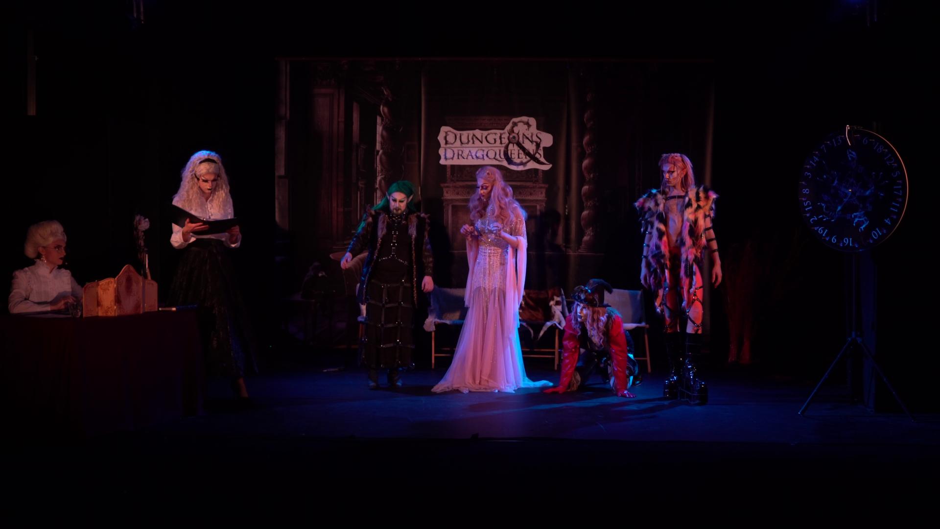 Queer Arcana: Dungeons & Dragons met Drag Queens