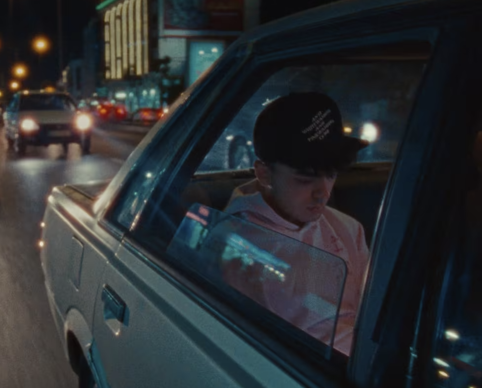 Korte film: Wifi Rider