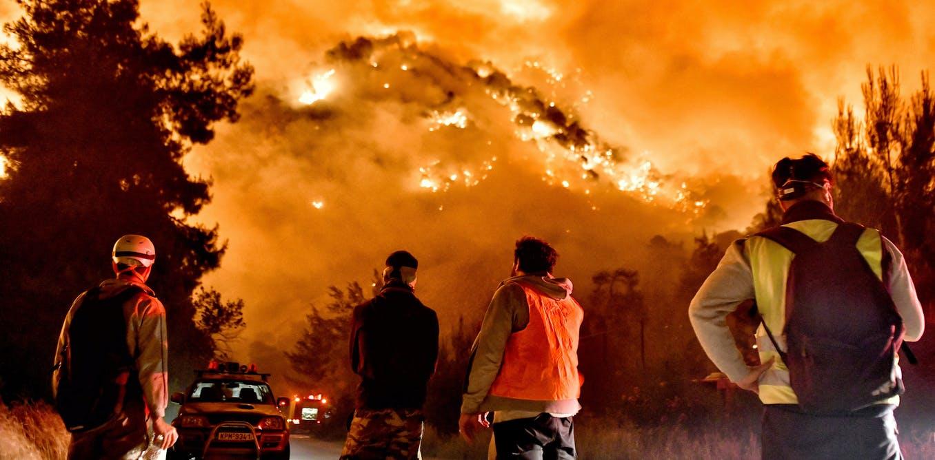Wat zegt de rampzomer van 2021 over het klimaat?