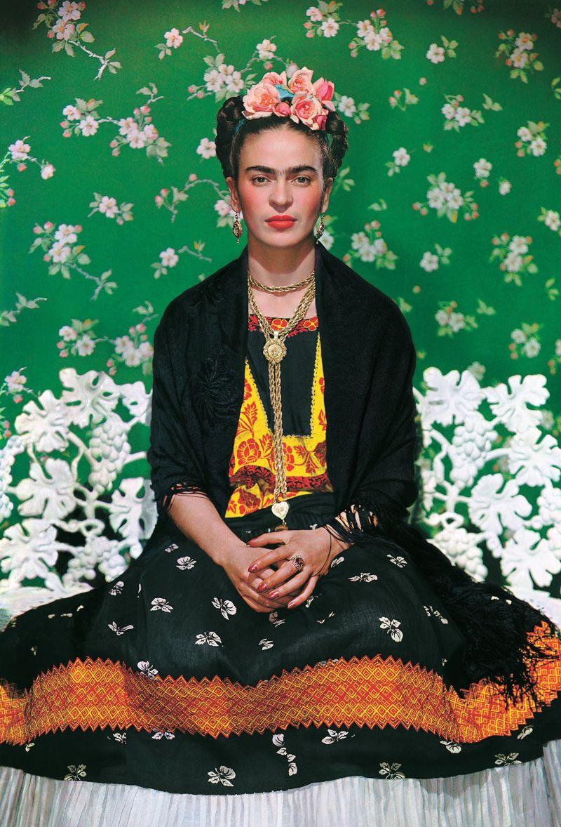 Frida Kahlo: selfiequeen van haar tijd