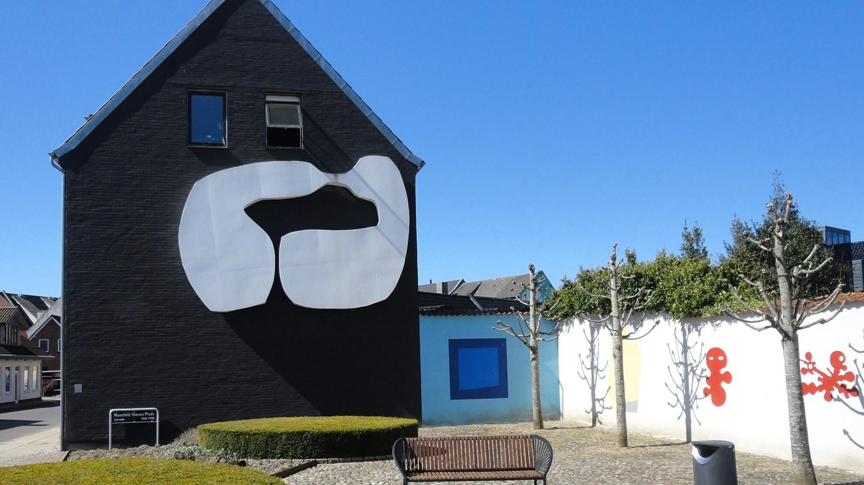 Open call voor gevelkunstproject in Denemarken